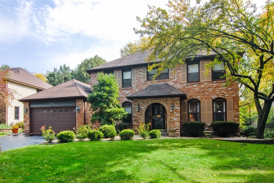 Real Estate Photography - 808 Biltmore Ct., Naperville, IL, 60563 - Front View