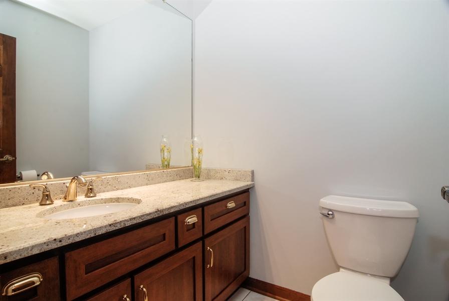 Real Estate Photography - 808 Biltmore Ct., Naperville, IL, 60563 - Bathroom