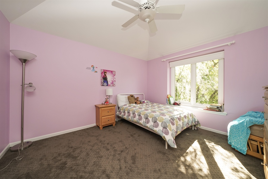 Real Estate Photography - 2253 Innisbrook, Aurora, IL, 60504 - 3rd Bedroom