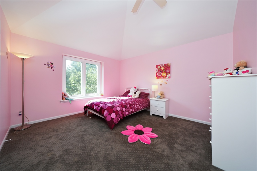 Real Estate Photography - 2253 Innisbrook, Aurora, IL, 60504 - 4th Bedroom