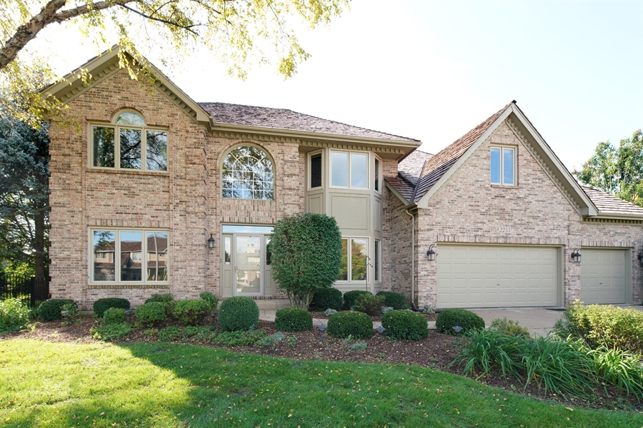 Real Estate Photography - 2253 Innisbrook, Aurora, IL, 60504 - Front View