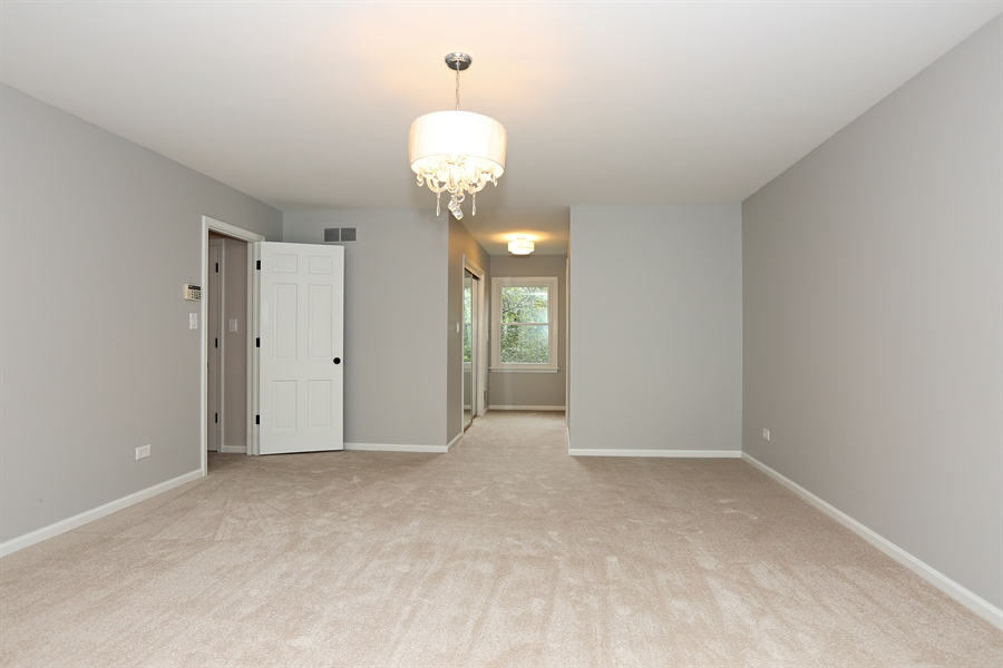 Real Estate Photography - 9 Hamill Lane, Clarendon Hills, IL, 60514 - Master Bedroom (alternate view)