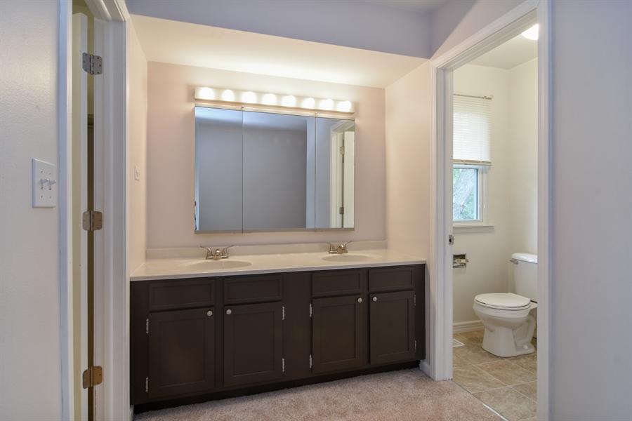 Real Estate Photography - 1111 N King Charles Ct,, Palatine, IL, 60067 - Master Bathroom