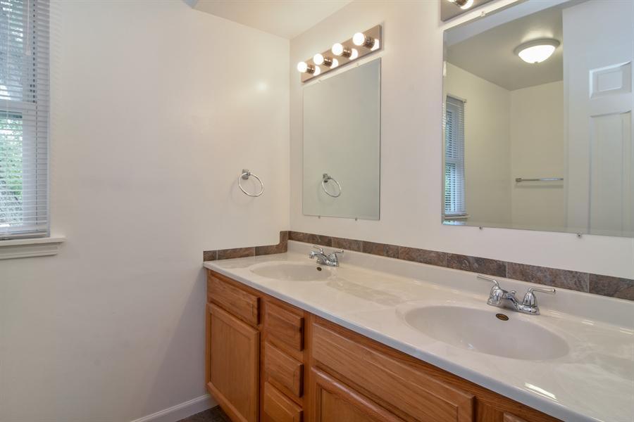 Real Estate Photography - 1111 N King Charles Ct,, Palatine, IL, 60067 - Bathroom