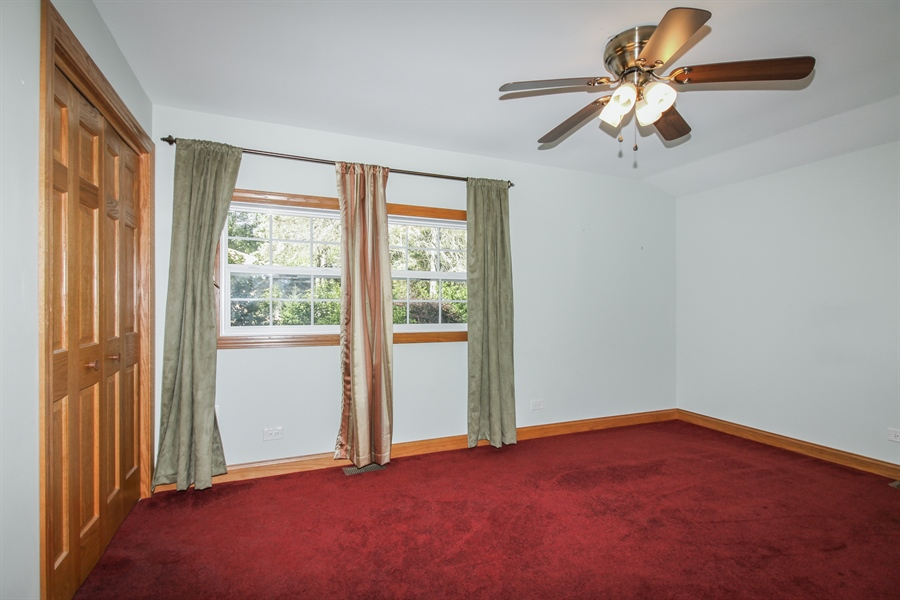 Real Estate Photography - 1210 WESTMORE MEYERS, LOMBARD, IL, 60148 - 3rd Bedroom
