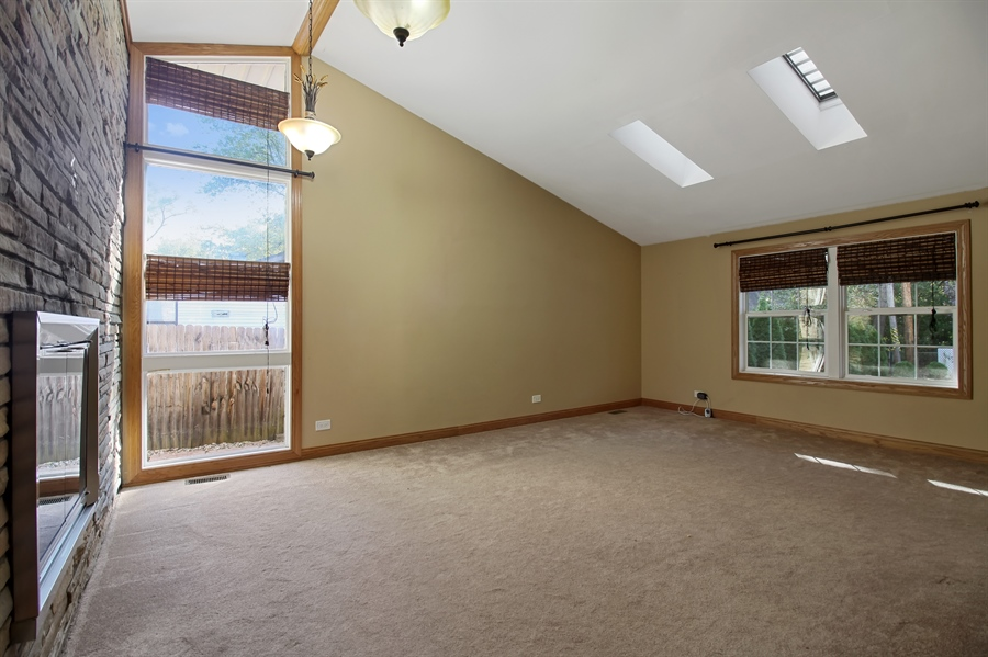 Real Estate Photography - 1210 WESTMORE MEYERS, LOMBARD, IL, 60148 - Family Room