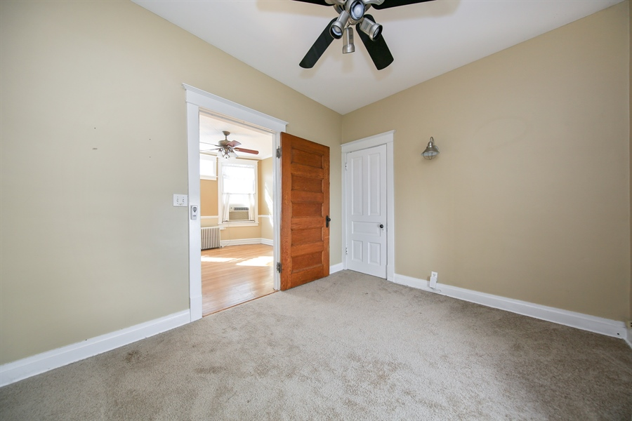 Real Estate Photography - 308 N. Waiola, La Grange Park, IL, 60526 - Bedroom