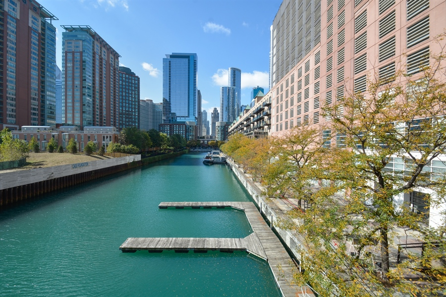 Real Estate Photography - 474 N Lake Shore Dr, 4504, Chicago, IL, 60611 - View