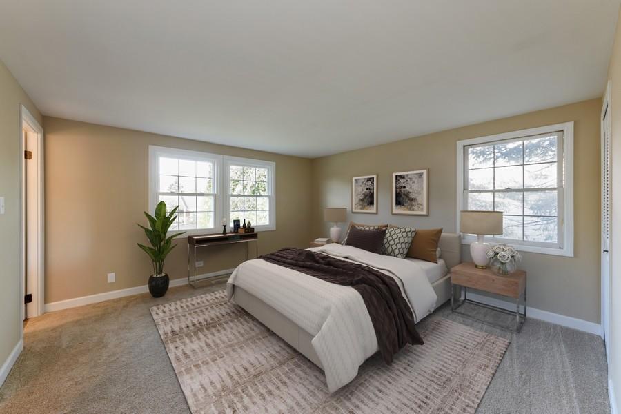 Real Estate Photography - 660 Essington Ln, Buffalo Grove, IL, 60089 -