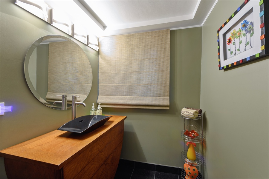 Real Estate Photography - 3417 E Mardan Dr, Long Grove, IL, 60047 - Powder Room