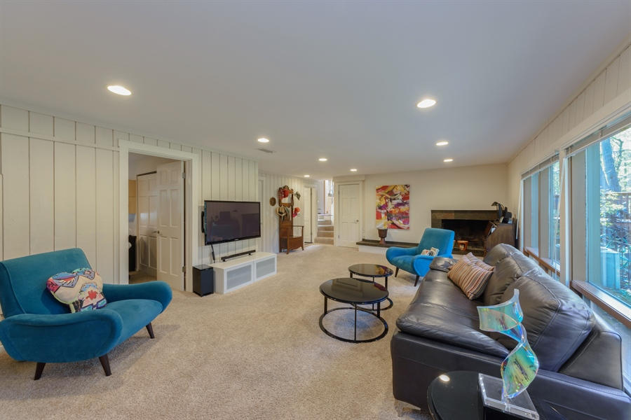 Real Estate Photography - 3417 E Mardan Dr, Long Grove, IL, 60047 - Great room