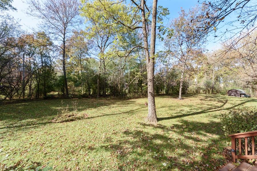 Real Estate Photography - 3417 E Mardan Dr, Long Grove, IL, 60047 - Back Yard