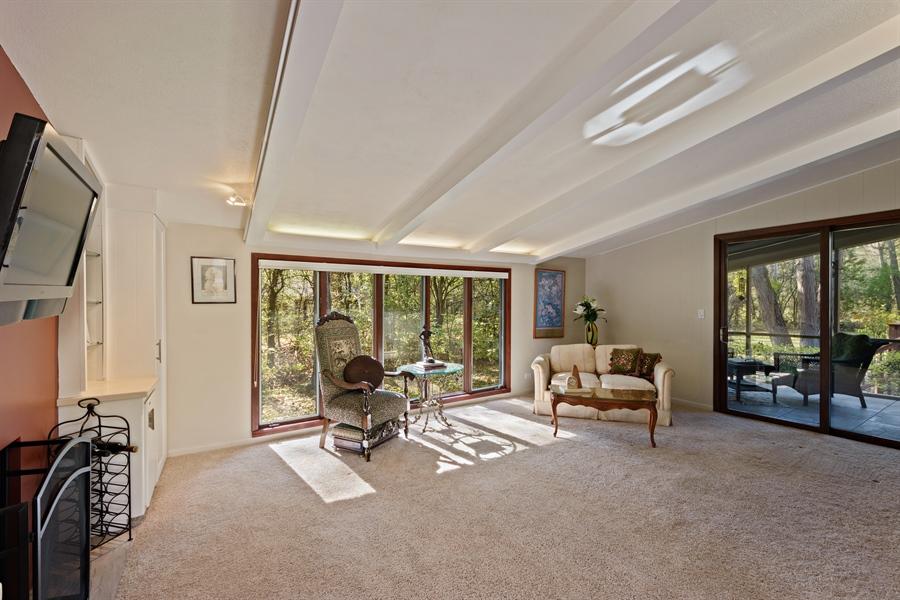 Real Estate Photography - 3417 E Mardan Dr, Long Grove, IL, 60047 - Family Room