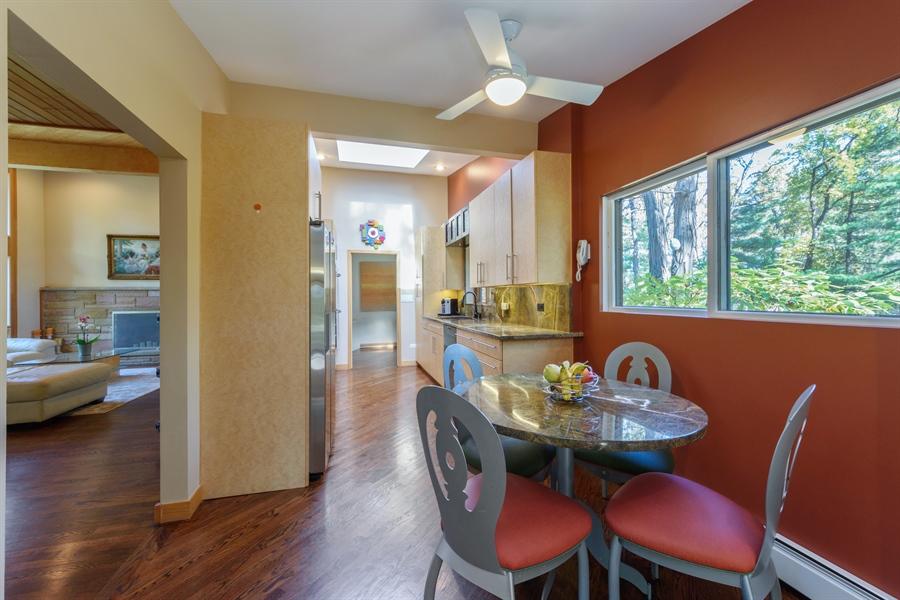 Real Estate Photography - 3417 E Mardan Dr, Long Grove, IL, 60047 - Breakfast Area