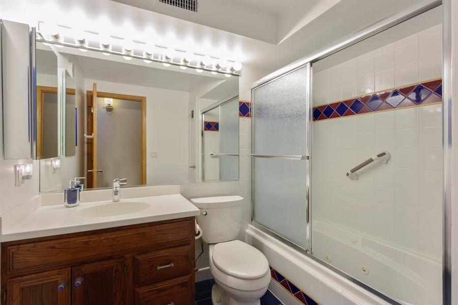 Real Estate Photography - 3417 E Mardan Dr, Long Grove, IL, 60047 - 2nd Bathroom