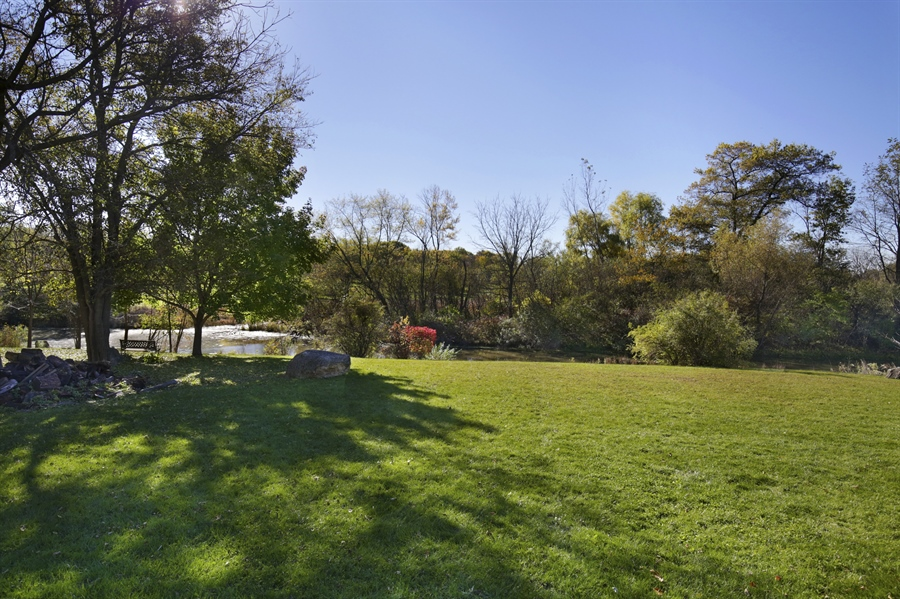 Real Estate Photography - 521 Ford LN, Bartlett, IL, 60103 - Back Yard