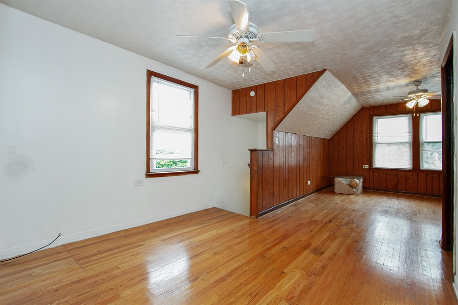 Real Estate Photography - 6638 S Seeley, Chicago, IL, 60636 - 2nd Floor Dining Room