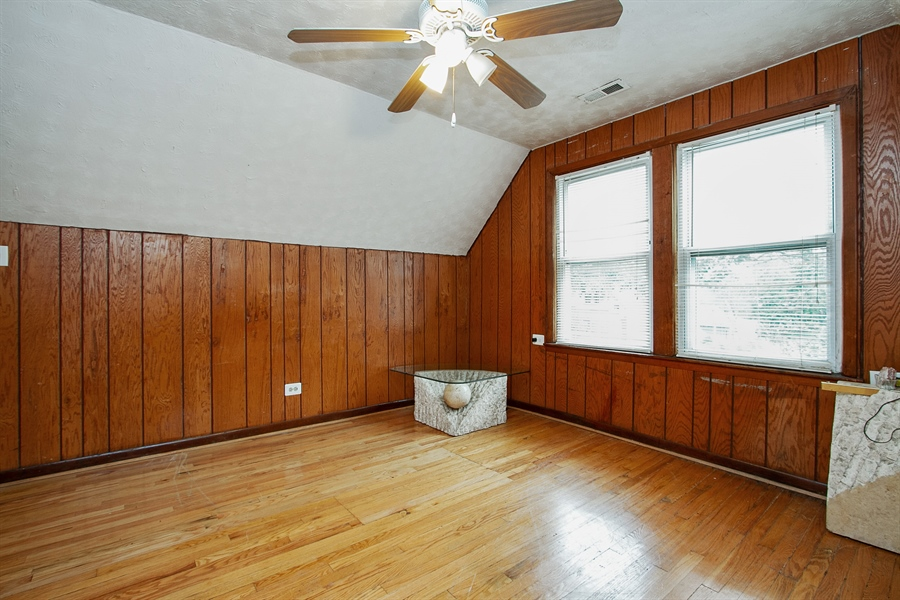 Real Estate Photography - 6638 S Seeley, Chicago, IL, 60636 - 2nd  Floor Family Room