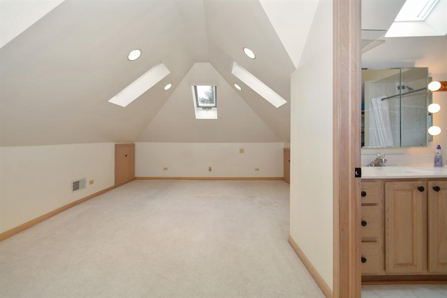Real Estate Photography - 129 N. Catherine Avenue, La Grange, IL, 60525 - Master Bedroom