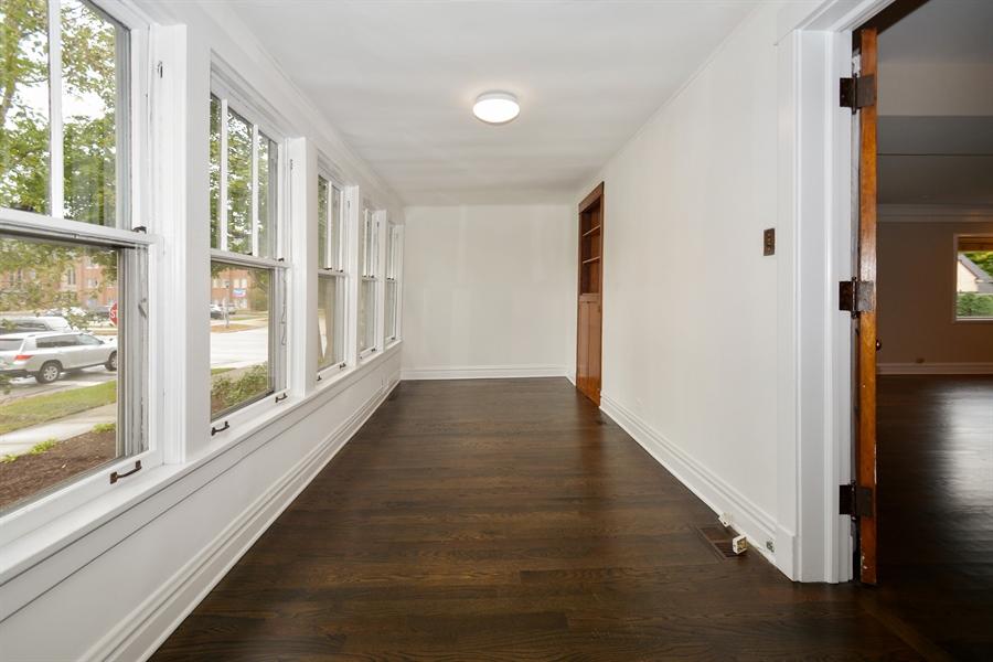Real Estate Photography - 129 N. Catherine Avenue, La Grange, IL, 60525 - Sun Room