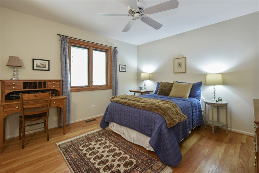 Real Estate Photography - 2120 Applecross, Inverness, IL, 60010 - 2nd Bedroom