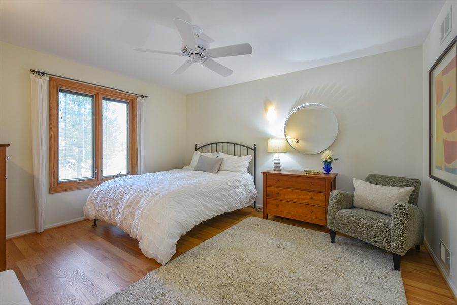 Real Estate Photography - 2120 Applecross, Inverness, IL, 60010 - 4th Bedroom