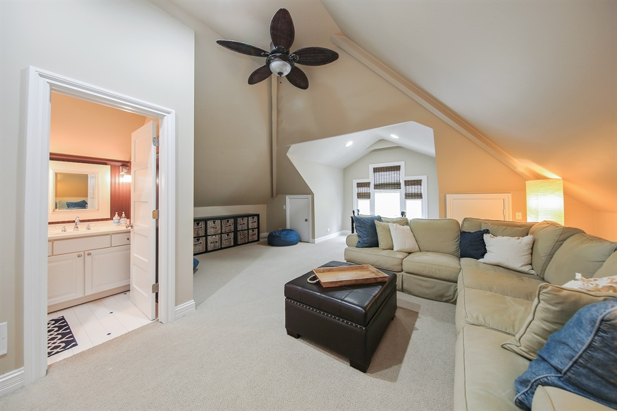 Real Estate Photography - 4325 Grand Avenue, Western Springs, IL, 60558 - Bedroom 4