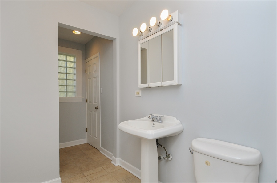 Real Estate Photography - 361 Sullivan Road, Aurora, IL, 60506 - Bathroom