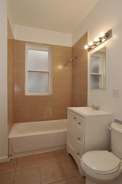 Real Estate Photography - 1507 E 69th Pl, Chicago, IL, 60637 - Bathroom