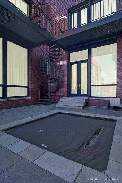 Real Estate Photography - 520 N Armour, Chicago, IL, 60642 - Location 1