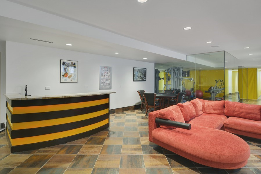 Real Estate Photography - 520 N Armour, Chicago, IL, 60642 - Lower Level