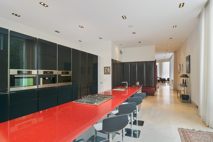 Real Estate Photography - 520 N Armour, Chicago, IL, 60642 - Kitchen