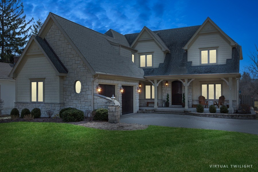 Real Estate Photography - 937 Kenyon St, Downers Grove, IL, 60516 - Front View