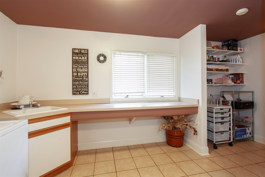Real Estate Photography - 65 Harris, Clarendon Hills, IL, 60514 - Mudroom