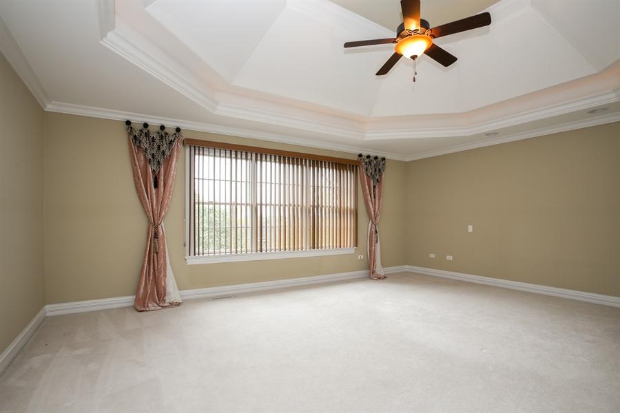 Real Estate Photography - 1685 W Prescott Place, Addison, IL, 60101 - Master Bedroom