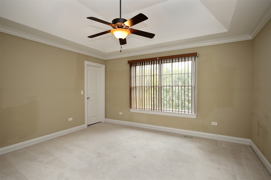 Real Estate Photography - 1685 W Prescott Place, Addison, IL, 60101 - 2nd Bedroom