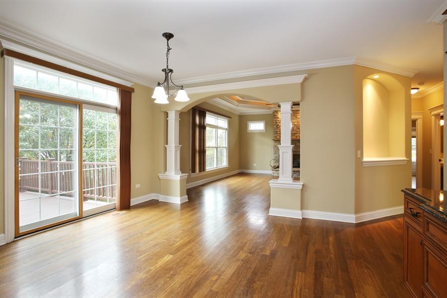 Real Estate Photography - 1685 W Prescott Place, Addison, IL, 60101 - Kitchen / Breakfast Room