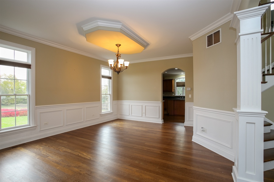 Real Estate Photography - 1685 W Prescott Place, Addison, IL, 60101 - Dining Room
