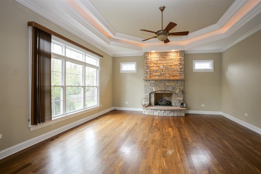 Real Estate Photography - 1685 W Prescott Place, Addison, IL, 60101 - Family Room