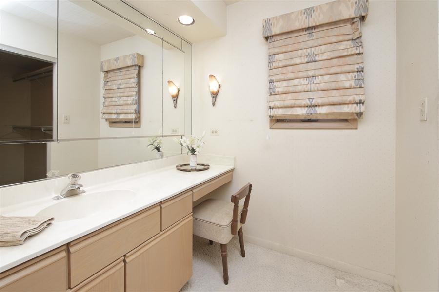 Real Estate Photography - 144 Arrowwood, Northbrook, IL, 60062 - Master Bathroom