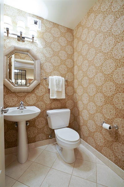 Real Estate Photography - 450 E Waterside Dr, Unit 2302, Chicago, IL, 60601 - Bathroom
