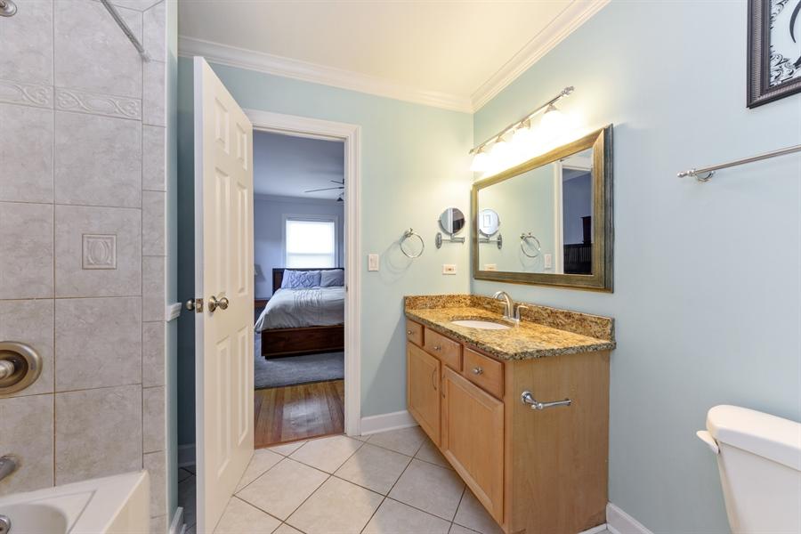Real Estate Photography - 1840 N Fernandez Ave, Arlington Heights, IL, 60004 - Master Bathroom