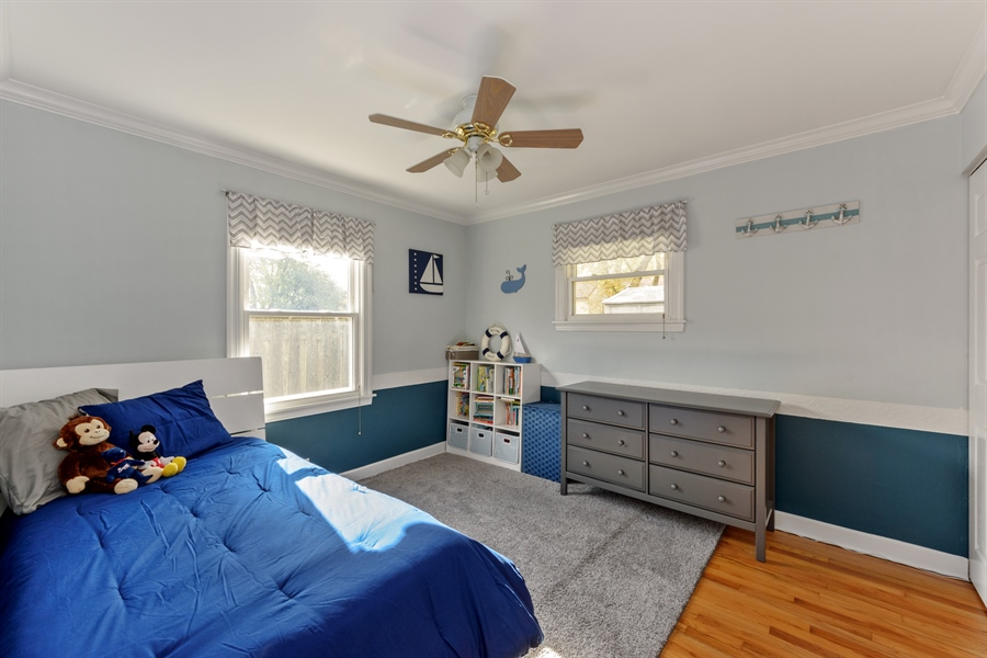 Real Estate Photography - 1840 N Fernandez Ave, Arlington Heights, IL, 60004 - 2nd Bedroom