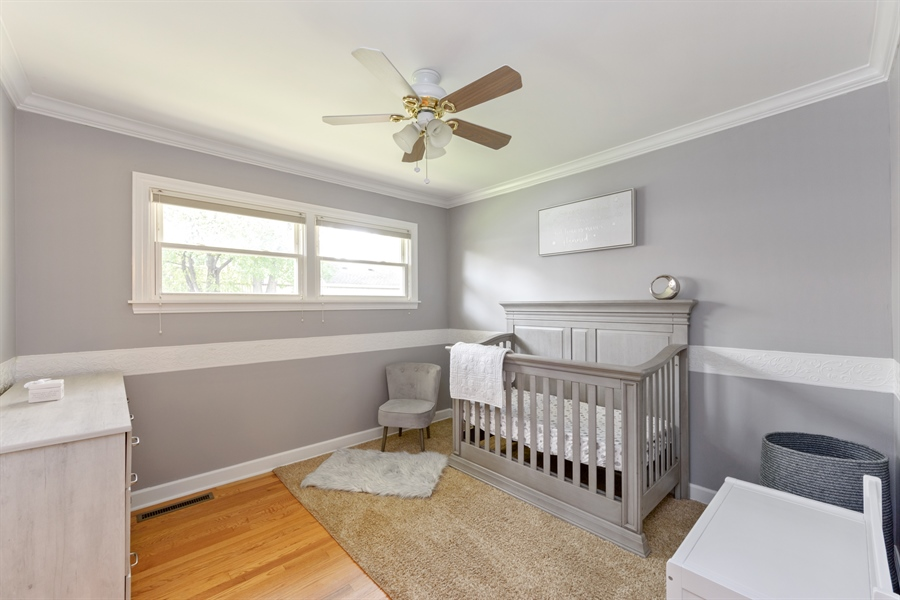Real Estate Photography - 1840 N Fernandez Ave, Arlington Heights, IL, 60004 - 3rd Bedroom