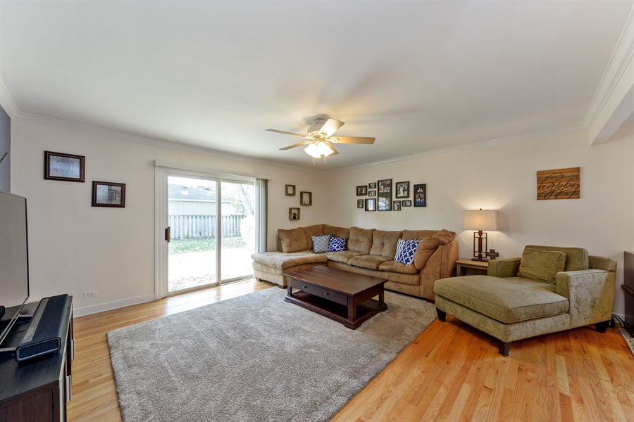 Real Estate Photography - 1840 N Fernandez Ave, Arlington Heights, IL, 60004 - Family Room