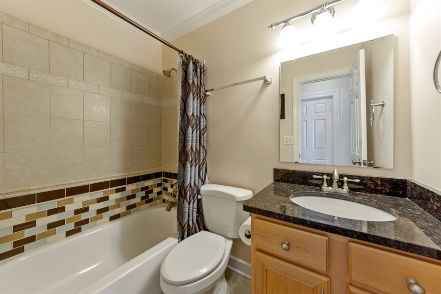 Real Estate Photography - 1840 N Fernandez Ave, Arlington Heights, IL, 60004 - 2nd Bathroom