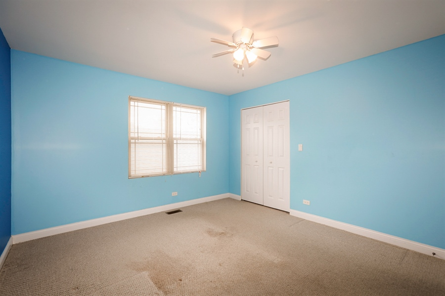 Real Estate Photography - 7724 S Prairie Ave., CHICAGO, IL, 60619 - 2nd Bedroom