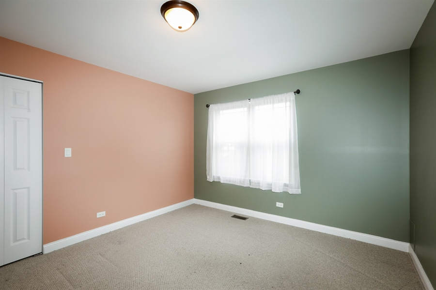 Real Estate Photography - 7724 S Prairie Ave., CHICAGO, IL, 60619 - 3rd Bedroom