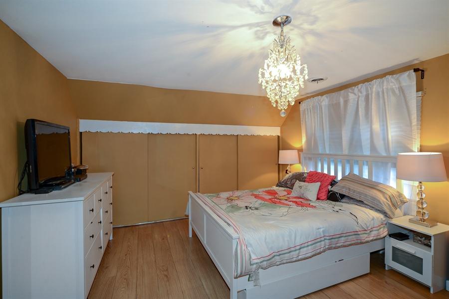 Real Estate Photography - 3509 Scott, Franklin Park, IL, 60131 - Master Bedroom