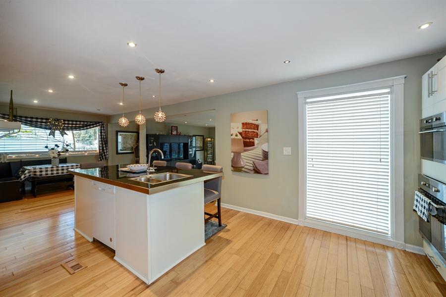 Real Estate Photography - 3509 Scott, Franklin Park, IL, 60131 - Kitchen
